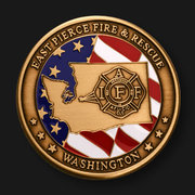 firefighter challenge coins